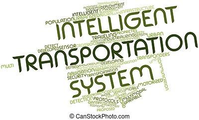 intelligente, trasporto, sistema