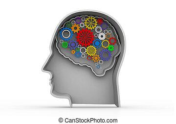 intelligentie, concept