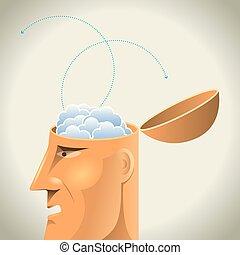intelligentie, conceptontwikkeling, kunstmatig
