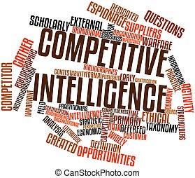 intelligentie, concurrerend