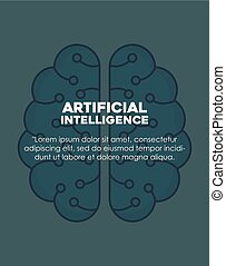 intelligentie, ontwerp, artifical