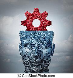 intelligenza, affari
