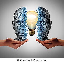 intelligenza, educazione, artificiale