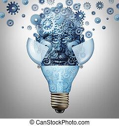 intelligenza, idee, artificiale