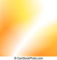 Intense Orange Background - Abstract Orange and Yellow...