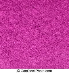 intensiv, pinkish, purpur, handgjord tidning