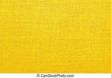 intensivo, tecido, amarela