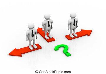 interacción, empresa / negocio