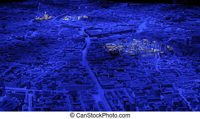 Interactive 3D city model of Moscow - Technology,...