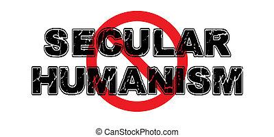 interdiction, séculier, humanisme