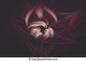 original abstract pattern effect background twirl Effect