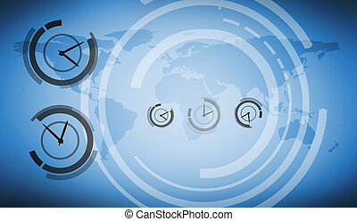 interface, affaires internationales