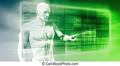 interface, avenir, technologie