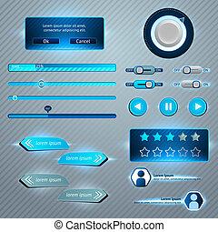 interface, ensemble, utilisateur