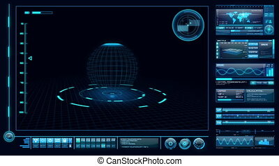 interface, hi-tech