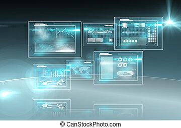 interface, zakelijk