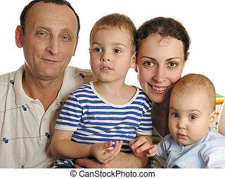 intergenerational, familie