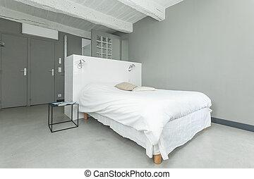 interieur, bedroom.