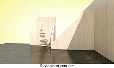 interieur, creatie