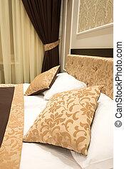 interieur, detail, slaapkamer