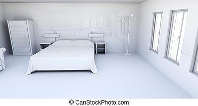 interieur, flat