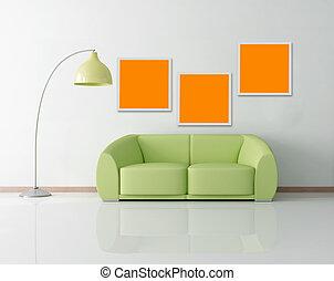 interieur, moderne