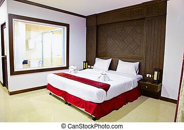 Badkamer, hotel, begroting. Badkamer, hotel, moderne,... stockfoto ...