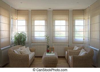 interieur, woning