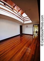 interior, arquitectura