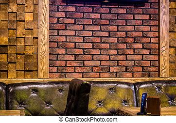 interior, bar