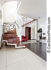 interior, casa, modernos, -, classy