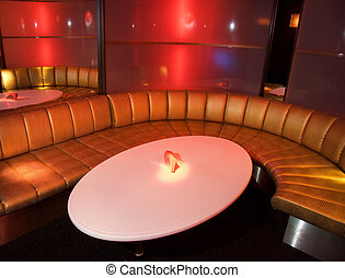 interior, club nocturno