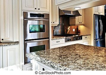 interior, cozinha
