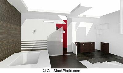 Interior creation - Apartment-transformer