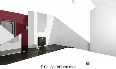 Interior creation - Kitchen-transformer