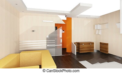 Interior creation