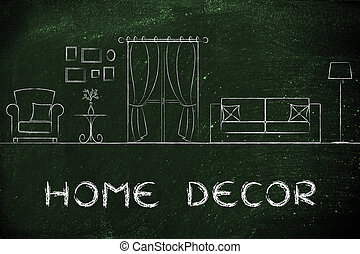 interior design and home decor