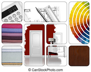 Interior design Stock Illustrations. 393,954 Interior design ...