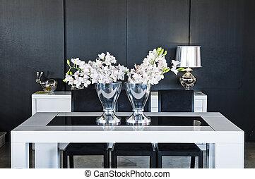 interior design in modern home