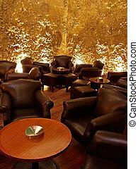 Interior design pub