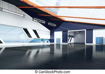 Interior design side
