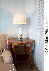 Interior desk light