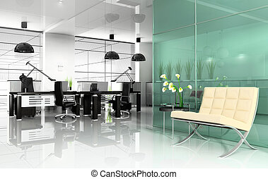 interior escritório