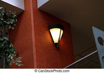 Interior light ...