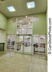 Interior Lobby HDR