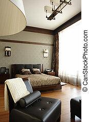 interior of a badroom