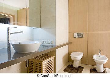 interior of a bathroom