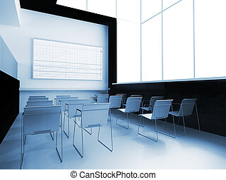 school audience