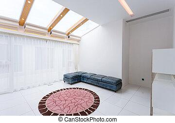 interior of lounge