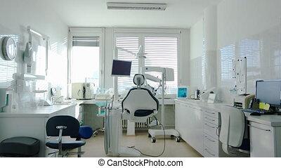 Interior of modern dental surgery. - An interior of modern ...